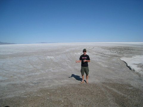 Bonneville Salt Flats (September 13, 2008)